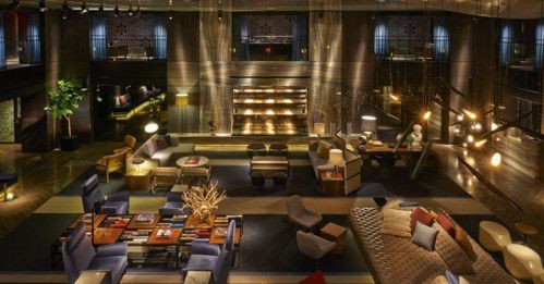The Paramount Hotel New York