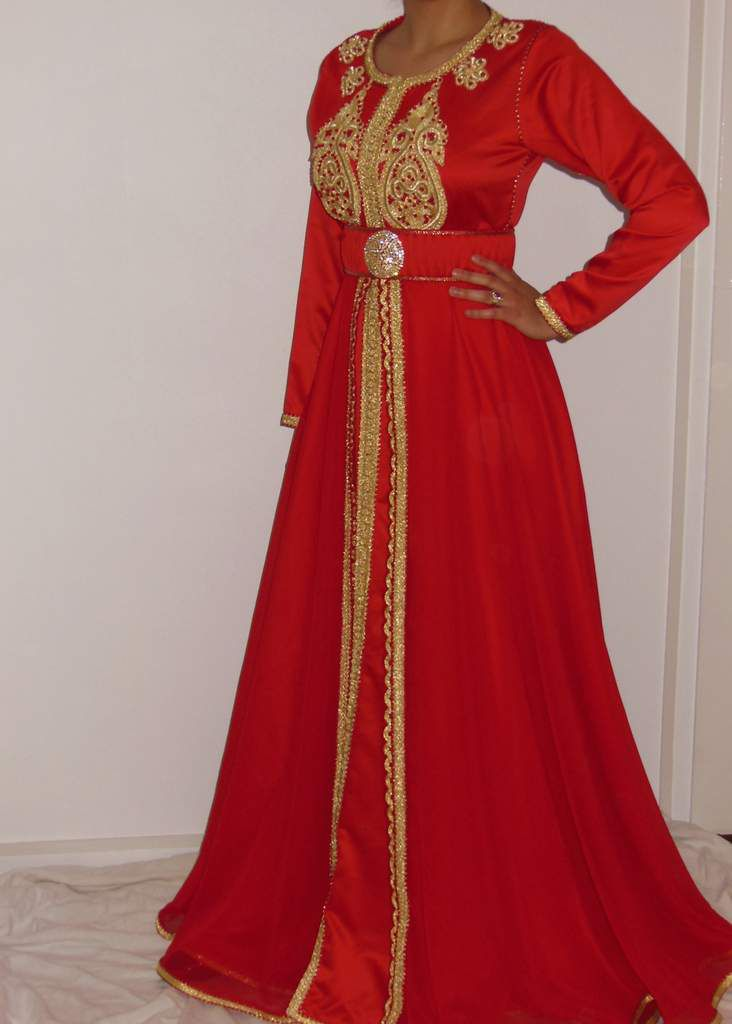 Vos 2014 Mayssacaftan59 Collection Robes over Orientales qUzGMpLSjV