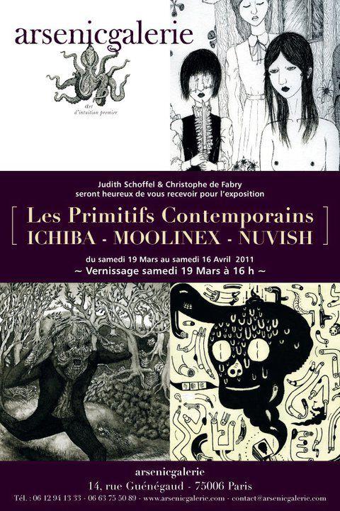 Les Primitifs Contemporains / Ichiba - Moolinex - Nuvish