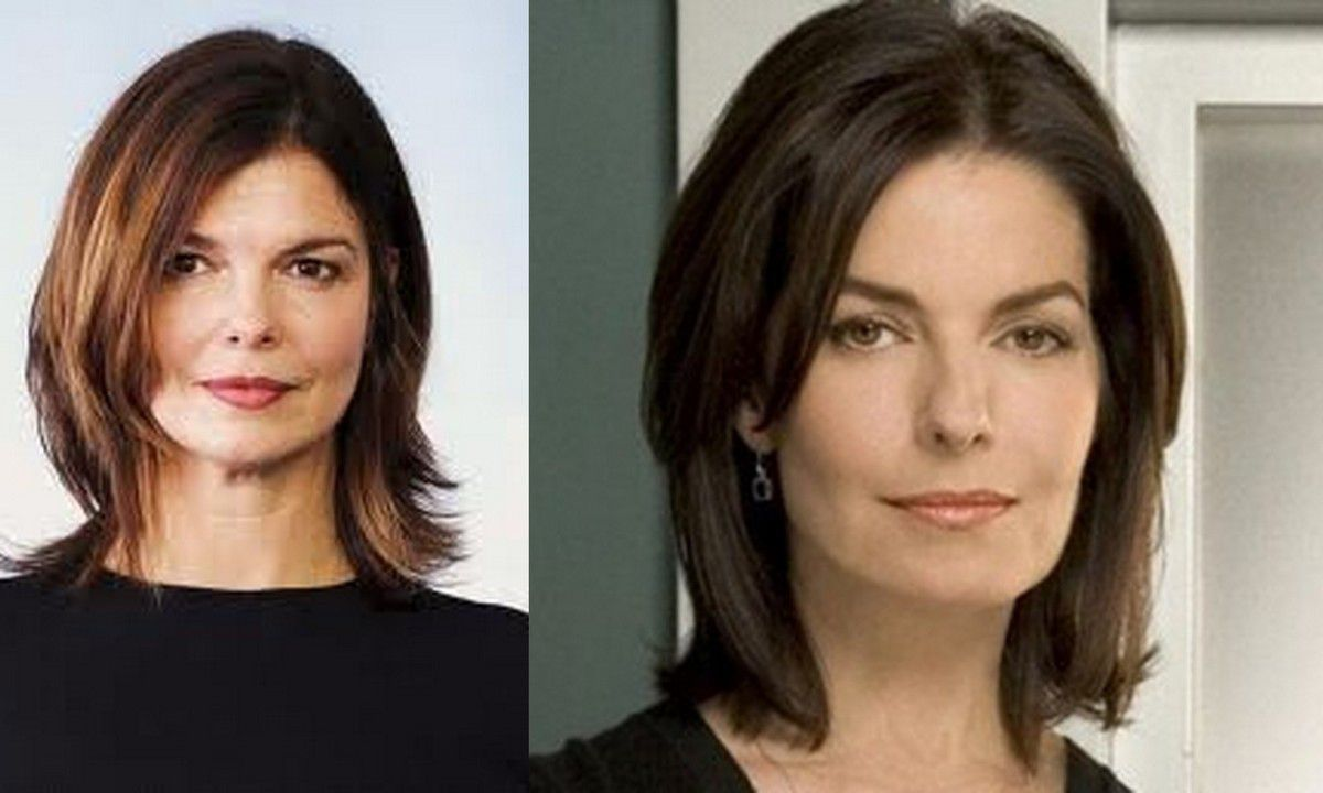 Jeanne Tripplehorn and sela ward