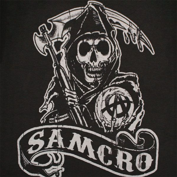sons of anarchy que signifie samcro anecdotes s ries. Black Bedroom Furniture Sets. Home Design Ideas