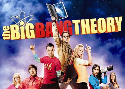 THE BIG BANG THEORY : Bêtisiers Saisons 5, 6 et 7