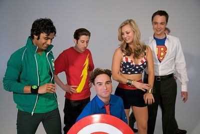THE BIG BANG THEORY : Bêtisier Saison 3