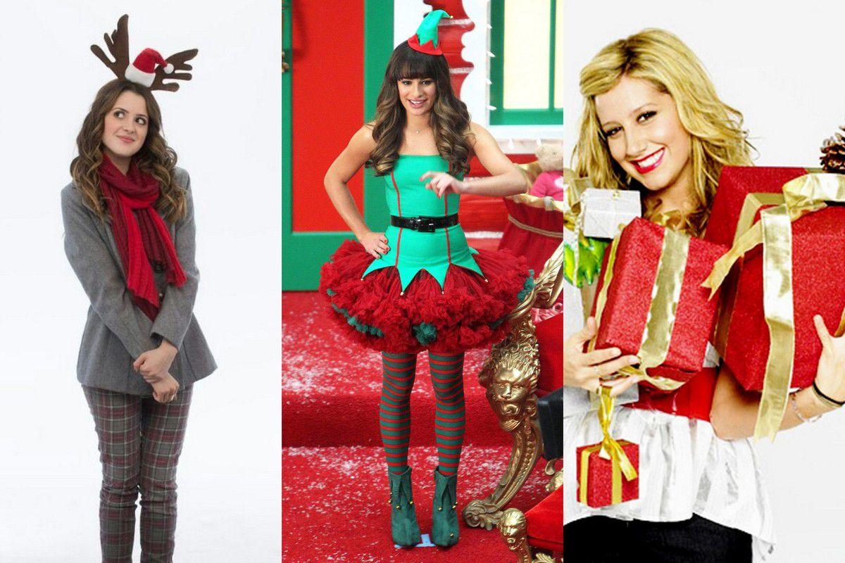 Last Christmas chanté par Laura Marano, GLEE &amp&#x3B; Ashley Tisdale