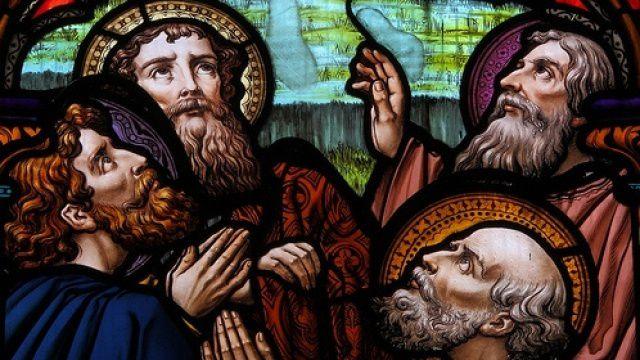 ASCENSION DE JESUS-CHRIST