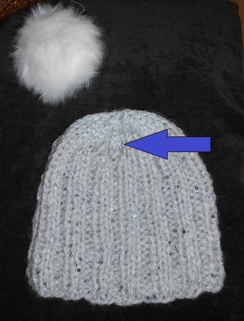 explication bonnet chic phildar
