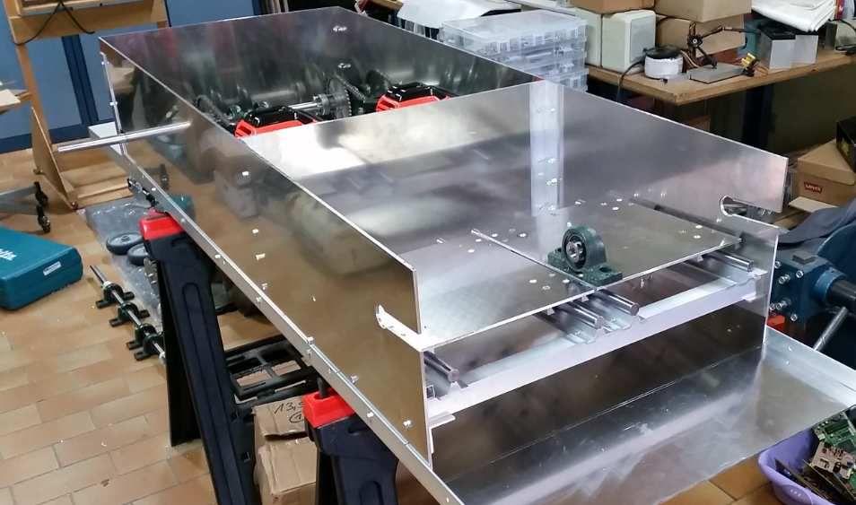 Construction d'un Ripsaw Tank - RC