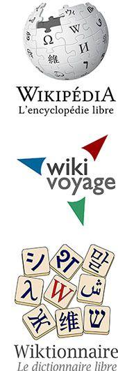 Et si on partait avec Wikipédia dans les sacoches ?