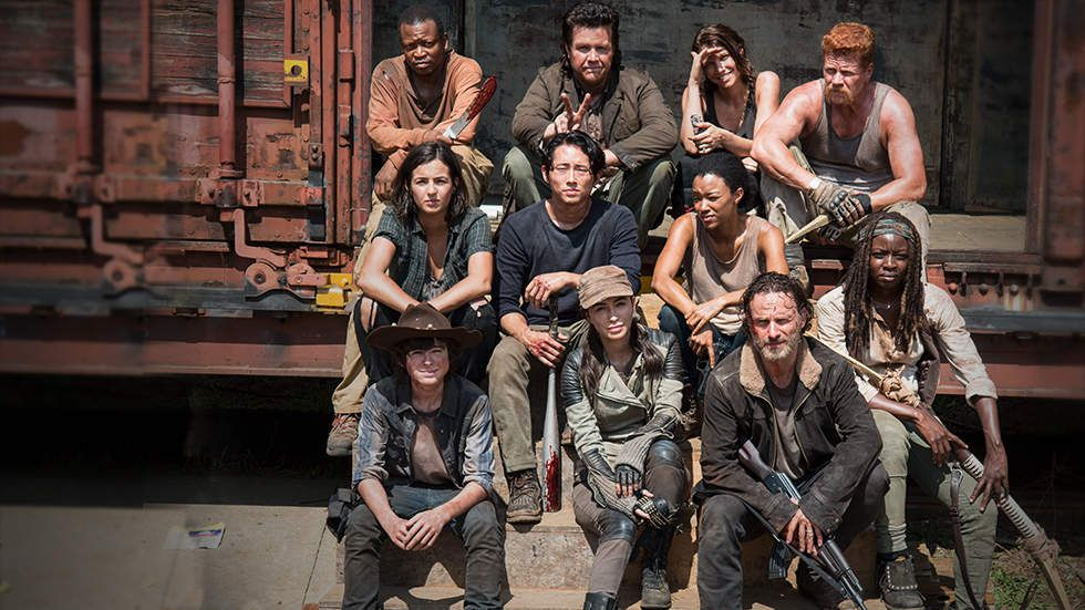 Record d'audience pour The Walking Dead + Review