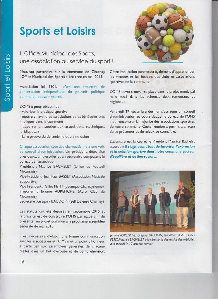 Gr gory baudouin pr sident et instructeur du sdccc s cr taire de l 39 office municipal des sports - Office municipale des sports ...