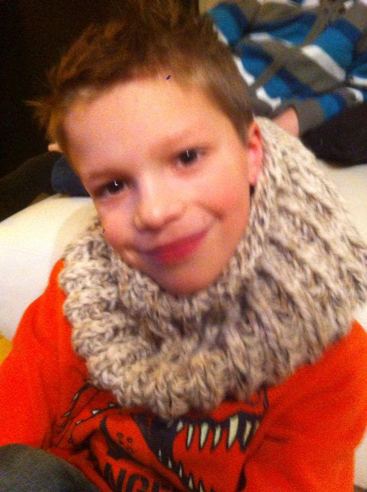 Snood toujours !...