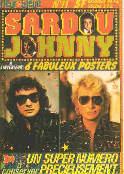 SARDOU - JOHNNY : CA CLASH ET CA BUZZ