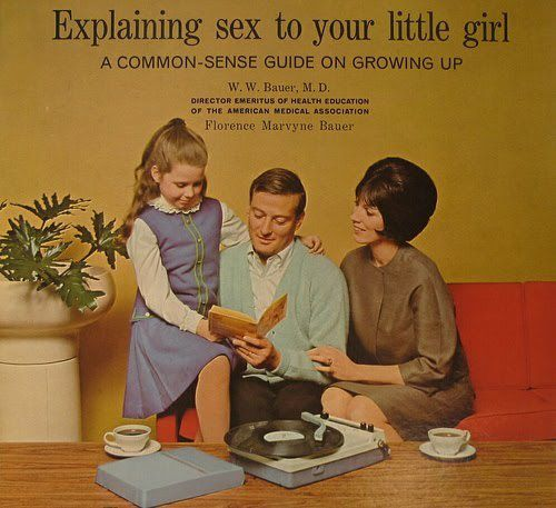 EXPLAINING SEX TO YOUR LITTLE GIRL