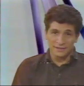 Nagui en 1988 Nadine amok !