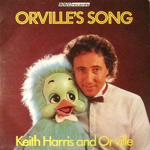 KEITH HARRIS AND ORVILLE - I WISH I COULD FLY