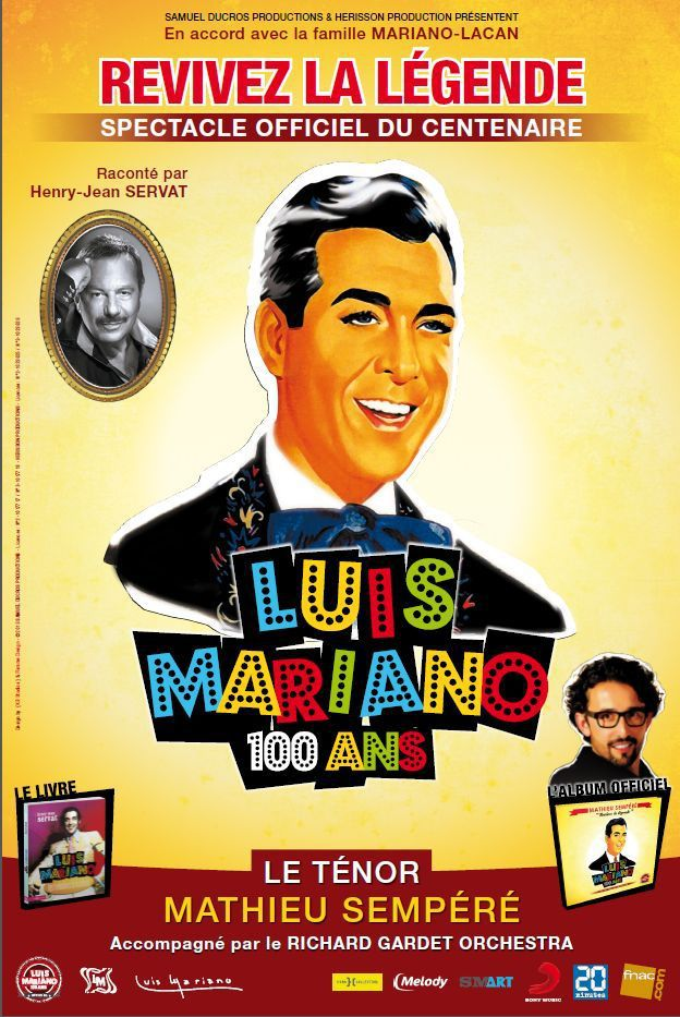 TRIBUTE TO LUIS MARIANO