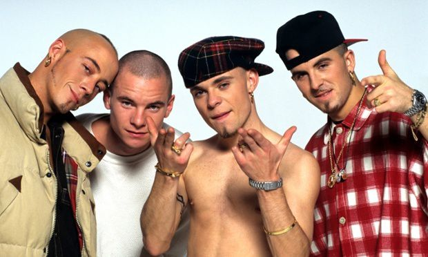 BRIAN HARVEY OU LA DIFFICILE REINSERTION SOCIALE DES BOYS BAND