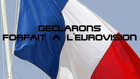LISA ANGELL : LA ENIEME GROSSE MERDE DE LA FRANCE A L'EUROVISION