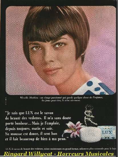 LE SECRET DE BEAUTE DE MIREILLE MATHIEU