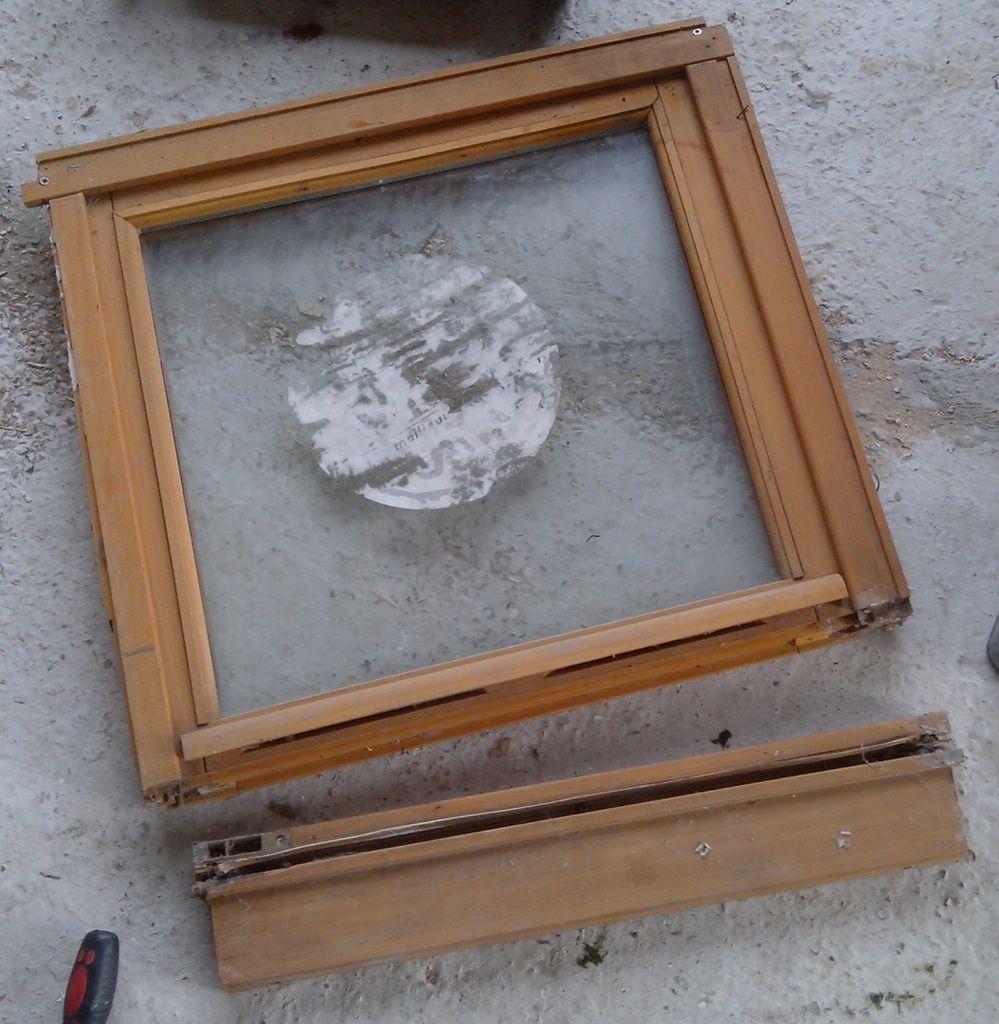 Restauration d'une fenêtre