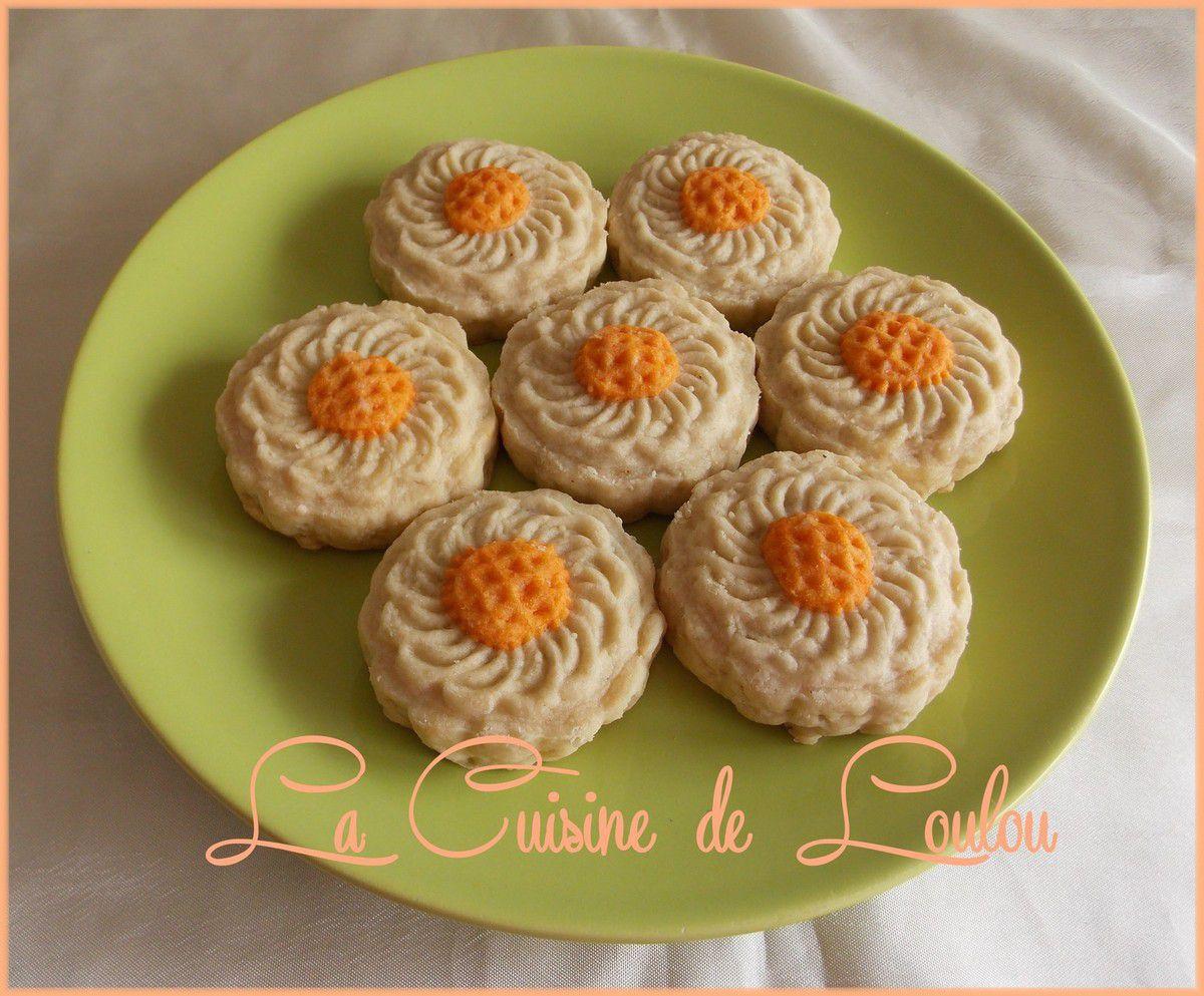 Mooncakes à la noisette