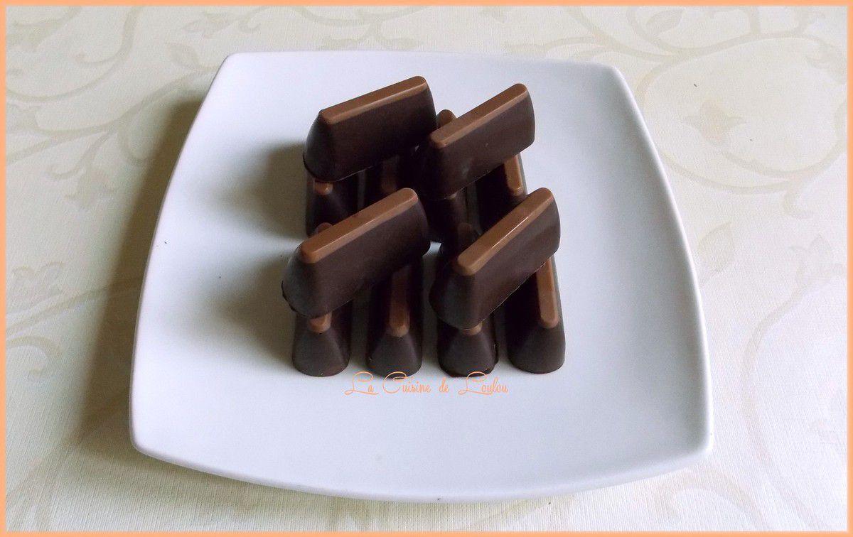 Chocolats à la chataigne