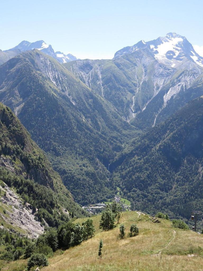 Les Deux Alpes, France (Août 2014)
