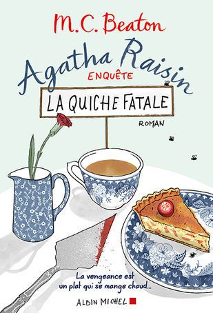 quiche Beaton Albin Michel