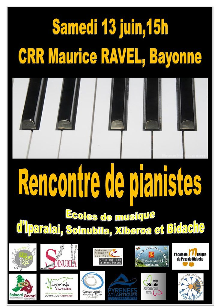 Rencontre piano