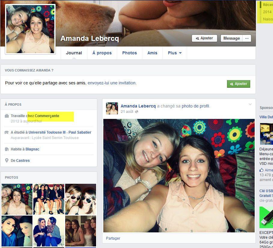 Les brouteurs et Facebook / la suite