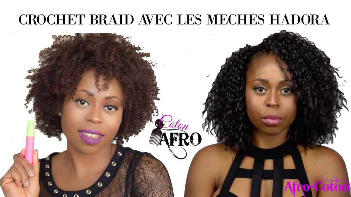 Crochet Braids Quelle Meche : ... que je pratique cette mEthode de coiffure : les crochets Braid