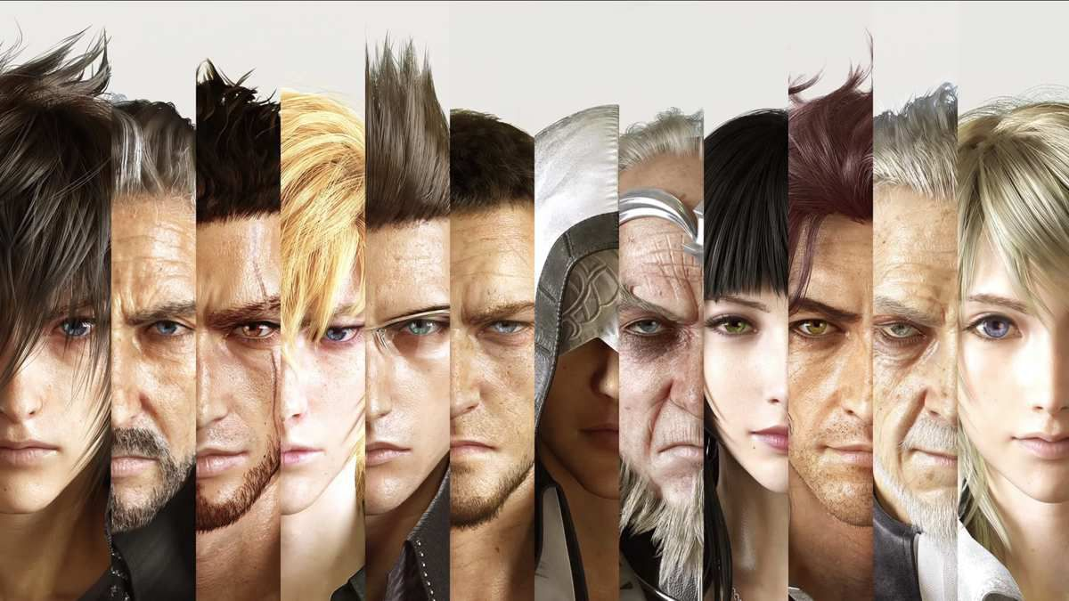 Final Fantasy XV : 10 min de Gameplay