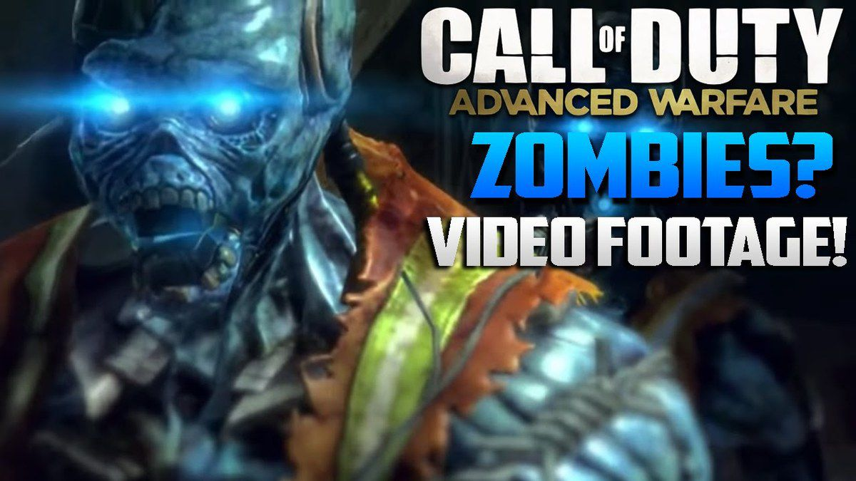 Call Of Duty Advanced Warfare : Le Mode Zombie Revient D'entre Les Morts !