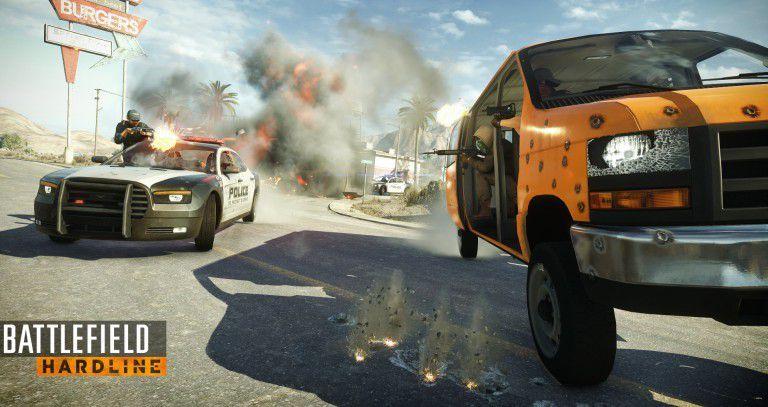 Battlefield Hardline : On a testé le multi pour vous.