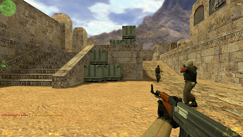 Counter Strike.
