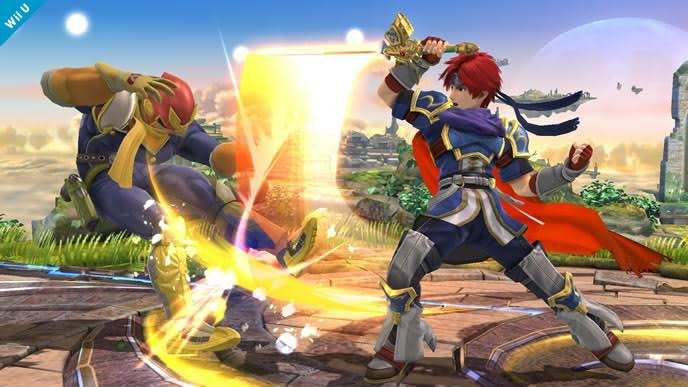Ryu, Roy et Lucas disponibles dans Super Smash Bros 4.