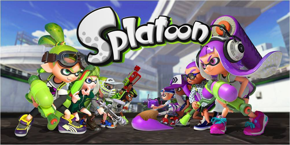 [TEST] Splatoon.