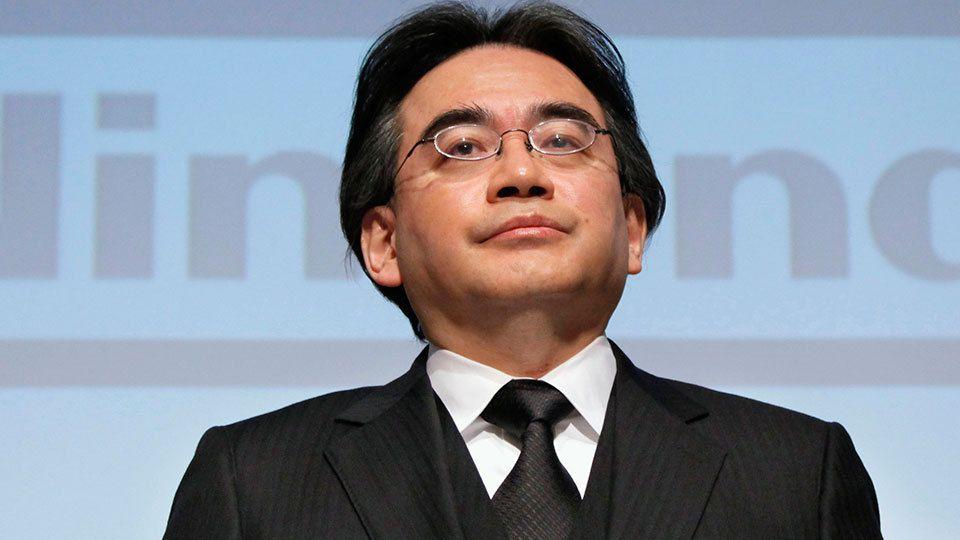 Saturo Iwata, Le PDG De Nintendo Est Mort.