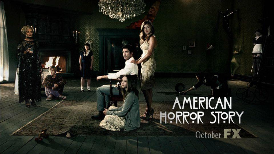 [Série] Américan Horror Story Saison 1: Home Sweet Home.