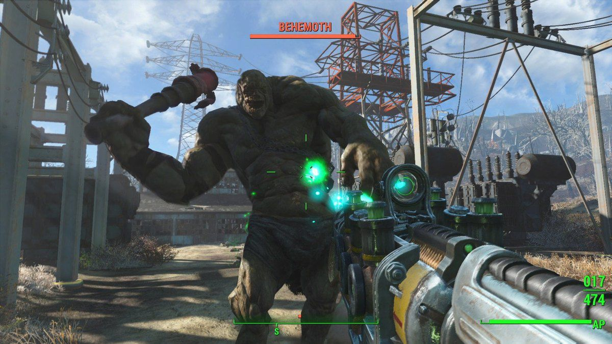 [TEST] Fallout 4.