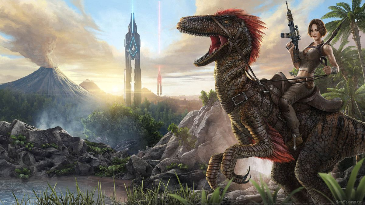 [Preview] Ark : Survival Evolved Sur Xbox One.