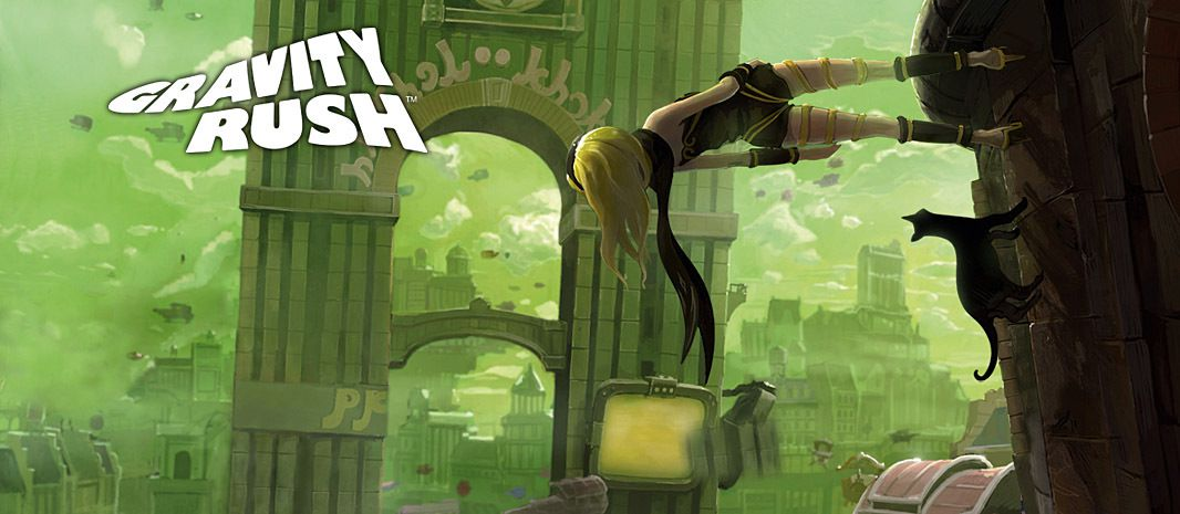 [TEST] Gravity Rush Remastered.