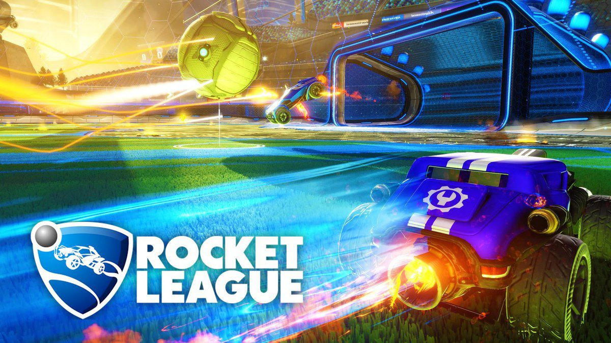 [TEST] Rocket League Xbox One.