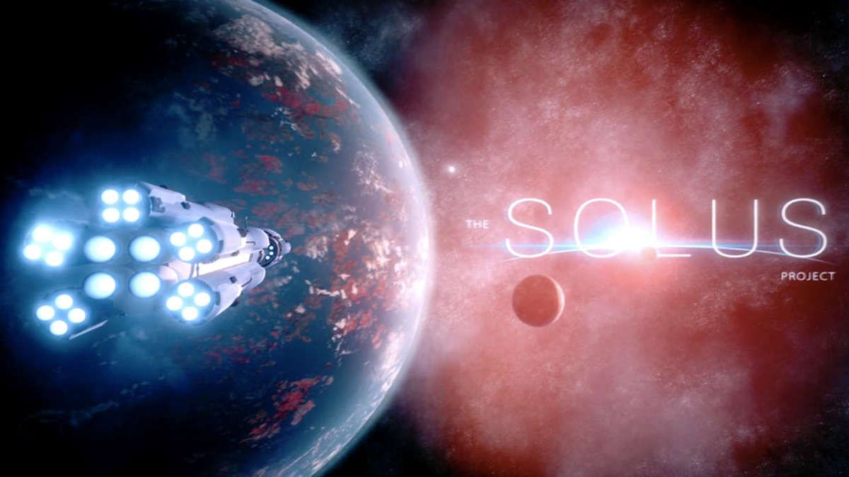 [PREVIEW] The Solus Project.
