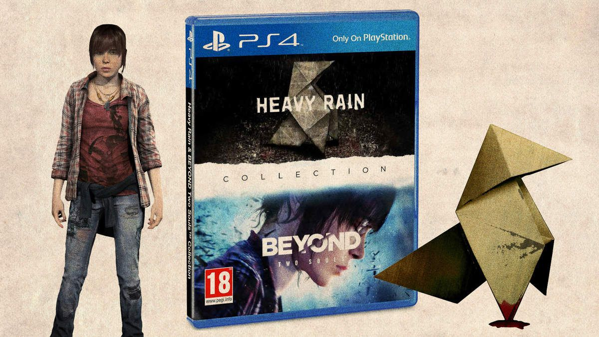 [TEST] Beyond Two Souls And Heavy Rain Collection.