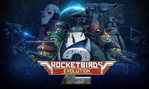 [Test] Rocketbirds 2 : Evolution.
