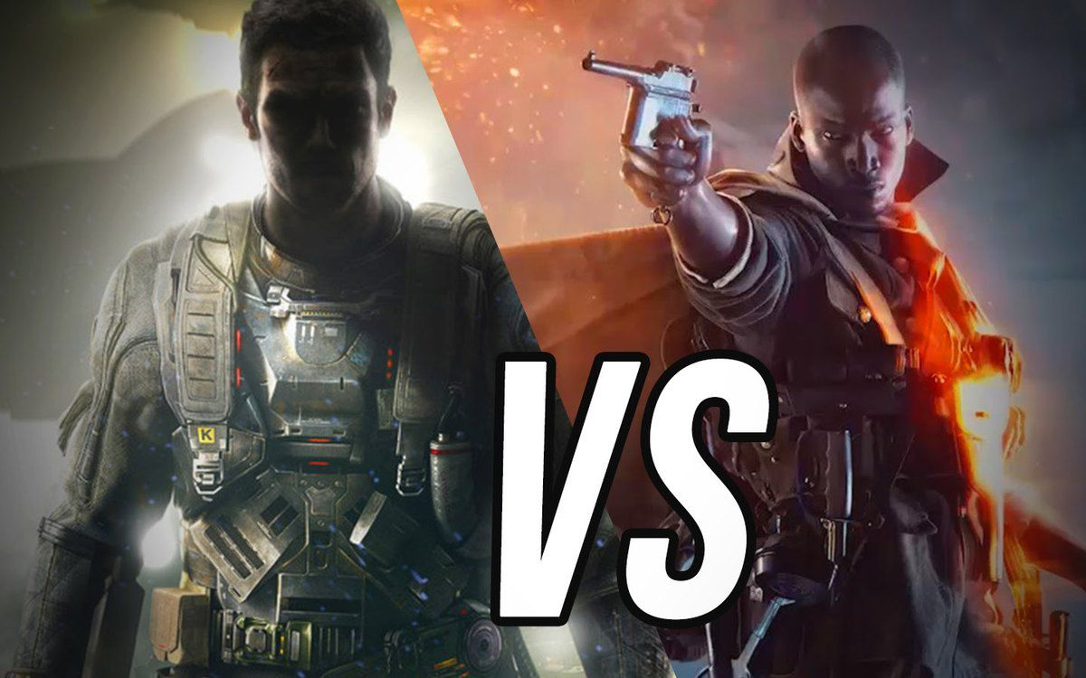 Battlefield 1 VS COD Infinite Warfare : Notre Bilan du duel.