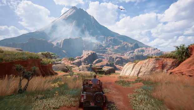 [Test] Uncharted 4.