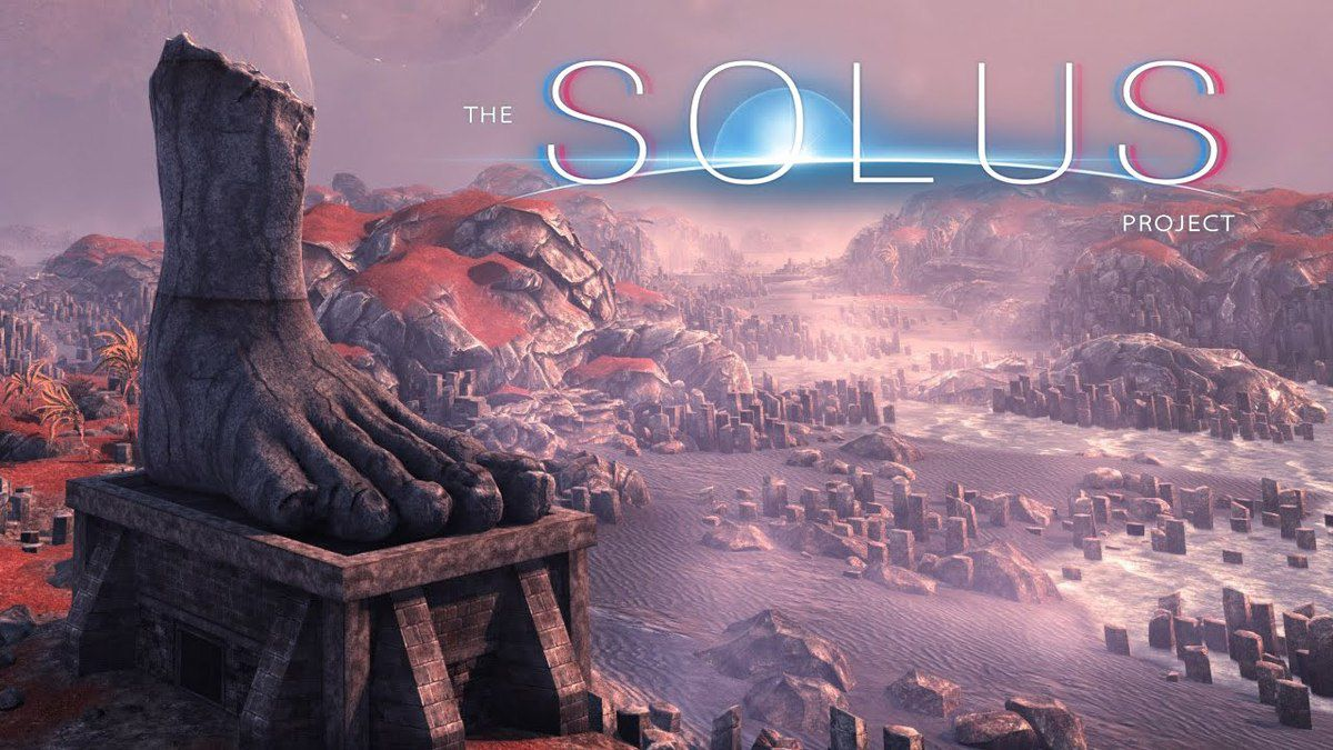 The Solus Project : Le Développement Est Enfin Fini, Place A La Version Finale !