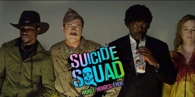 Suicide Squad Version Tarantino !
